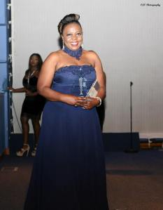 Toyin Moore BEFFTA Winner of Best Newcomer Actress