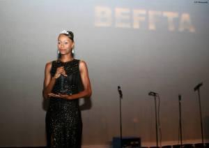 Alexsandra Gondora BEFFTA Winner of Best Former Beauty Queen